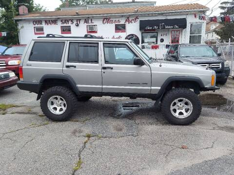 2000 Jeep Cherokee for sale at Class Act Motors Inc in Providence RI