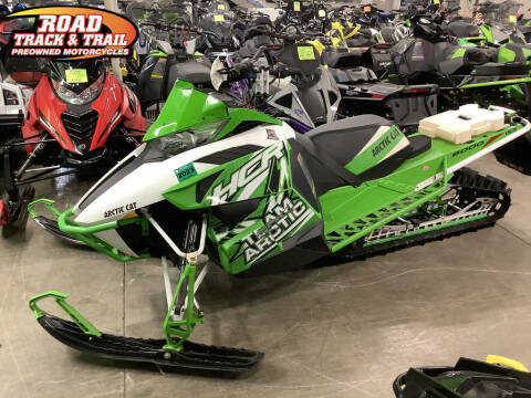 2014 Arctic Cat M 8000 HCR 153 for sale at Road Track and Trail in Big Bend WI