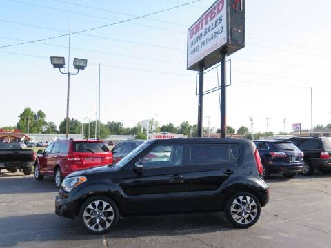 2013 Kia Soul for sale at United Auto Sales in Oklahoma City OK