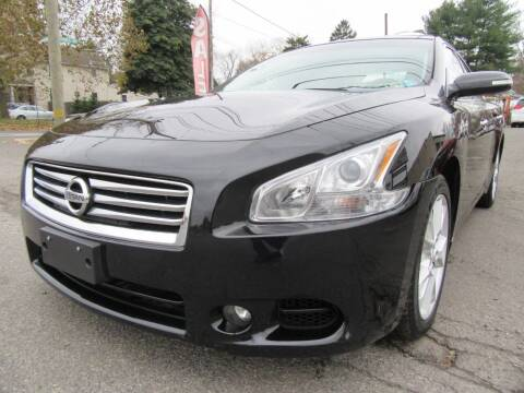 2014 Nissan Maxima for sale at PRESTIGE IMPORT AUTO SALES in Morrisville PA