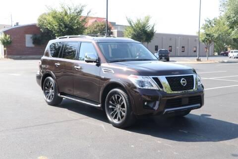 2020 Nissan Armada for sale at Auto Collection Of Murfreesboro in Murfreesboro TN