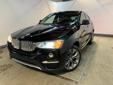2015 BMW X4 for sale at M Sport Motorcar in Hillside NJ