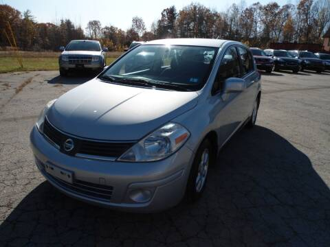 2007 Nissan Versa for sale at Route 111 Auto Sales in Hampstead NH