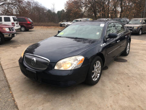 2007 Buick Lucerne for sale at Barga Motors in Tewksbury MA