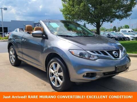 2014 Nissan Murano CrossCabriolet for sale at Ken Ganley Nissan in Medina OH