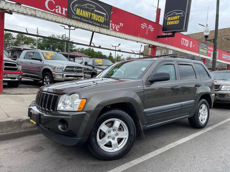 2006 Jeep Grand Cherokee for sale at Manny Trucks in Chicago IL