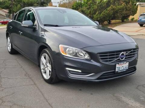 2014 Volvo S60 for sale at CAR CITY SALES in La Crescenta CA