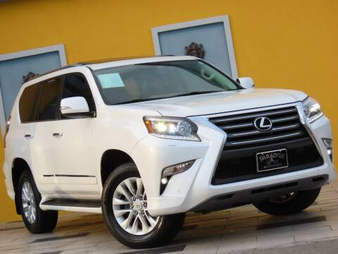 2017 Lexus GX 460 for sale at Paradise Motor Sports LLC in Lexington KY