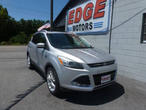 2016 Ford Escape for sale at Edge Motors in Mooresville NC