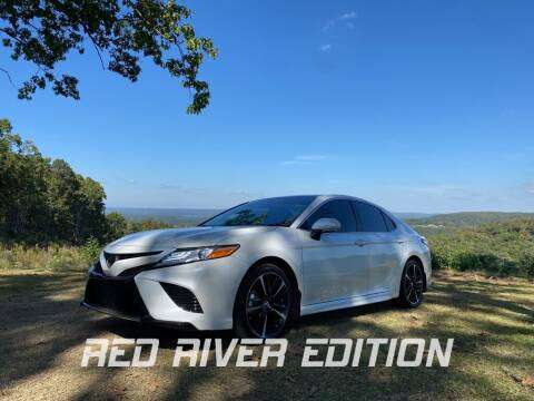 2020 Toyota Camry for sale at RED RIVER DODGE - Red River of Malvern in Malvern AR