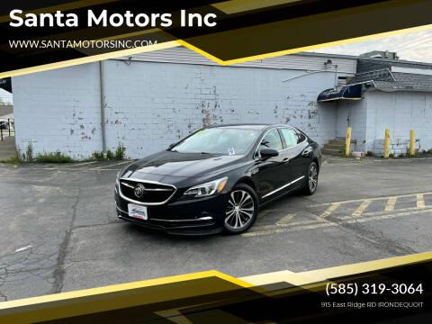 2017 Buick LaCrosse for sale at Santa Motors Inc in Rochester NY