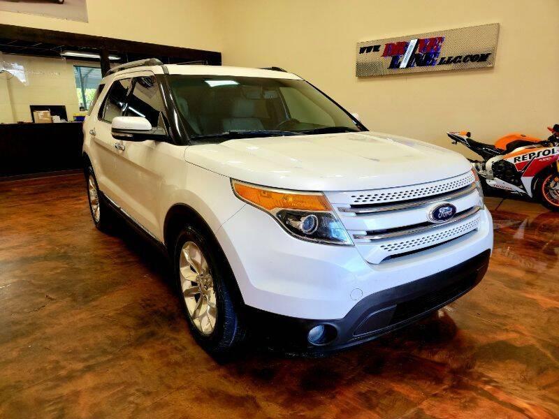 2013 Ford Explorer for sale at Driveline LLC in Jacksonville FL
