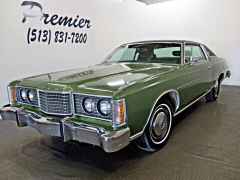 1974 Ford LTD BROUGHAM for sale at Premier Automotive Group in Milford OH