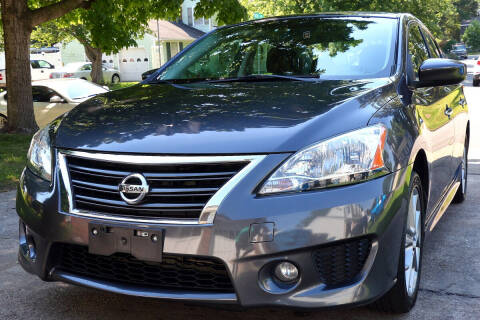 2013 Nissan Sentra for sale at Prime Auto Sales LLC in Virginia Beach VA