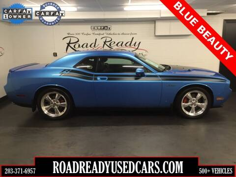 2010 Dodge Challenger for sale at Road Ready Used Cars in Ansonia CT