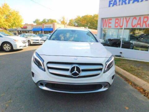 2015 Mercedes-Benz GLA for sale at AP Fairfax in Fairfax VA