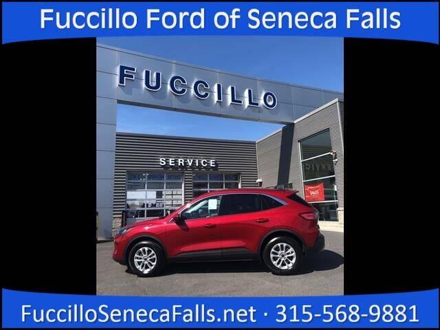 2021 Ford Escape for sale in Seneca Falls, NY