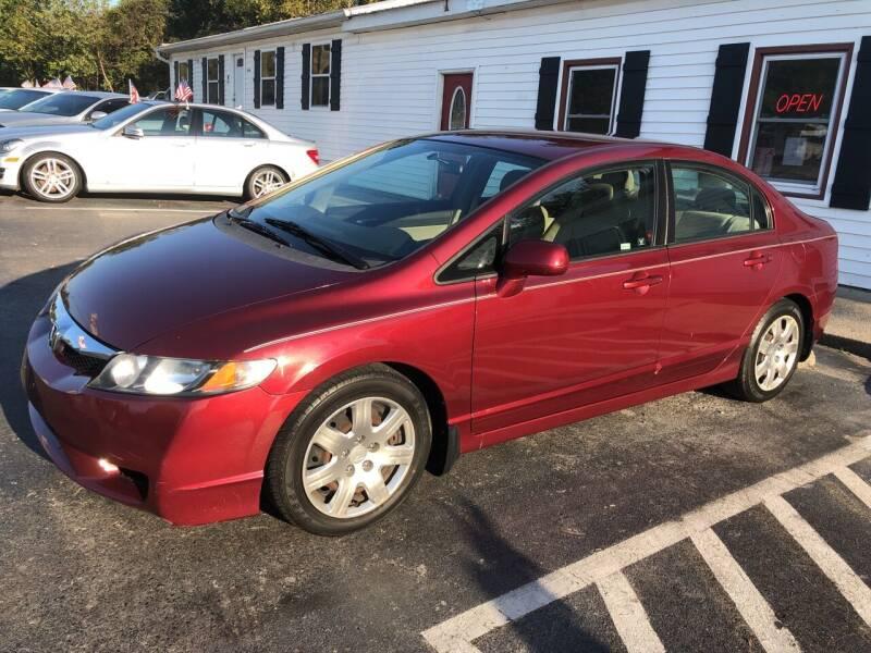2010 Honda Civic for sale at NextGen Motors Inc in Mt. Juliet TN