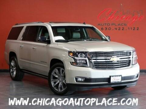 2015 Chevrolet Suburban for sale at Chicago Auto Place in Bensenville IL