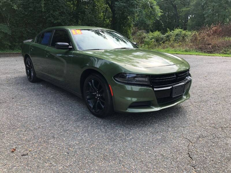2018 Dodge Charger for sale at 4Auto Sales, Inc. in Fredericksburg VA