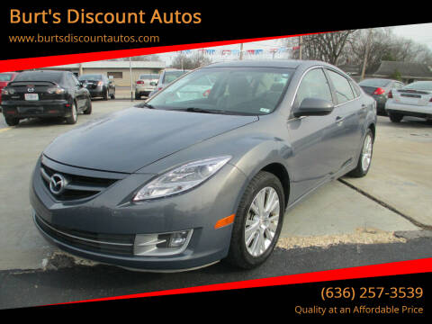2009 Mazda MAZDA6 for sale at Burt's Discount Autos in Pacific MO