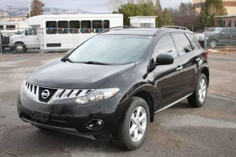 2010 Nissan Murano for sale at Motor City Idaho in Pocatello ID