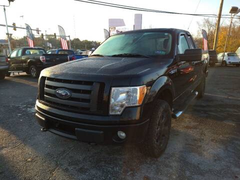 2009 Ford F-150 for sale at P J McCafferty Inc in Langhorne PA