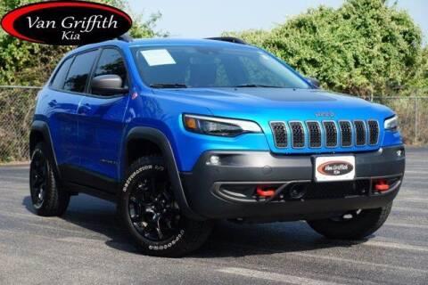 2019 Jeep Cherokee for sale at Van Griffith Kia Granbury in Granbury TX