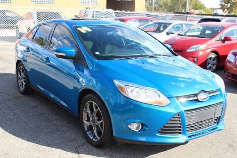 2014 Ford Focus for sale at Road Runner Auto Sales WAYNE in Wayne MI