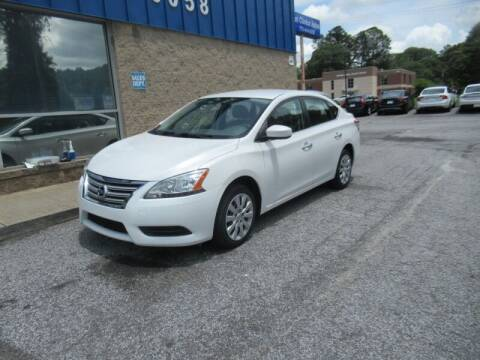 2014 Nissan Sentra for sale at Southern Auto Solutions - 1st Choice Autos in Marietta GA