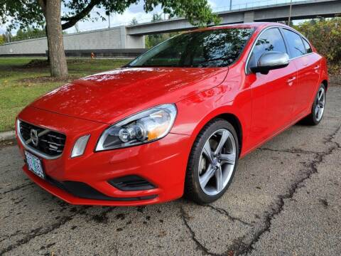 2012 Volvo S60 for sale at EXECUTIVE AUTOSPORT in Portland OR