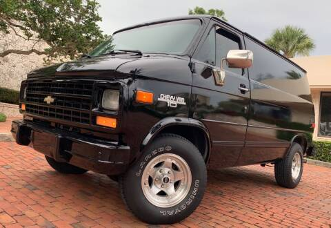 1995 Chevrolet Chevy Van for sale at PennSpeed in New Smyrna Beach FL
