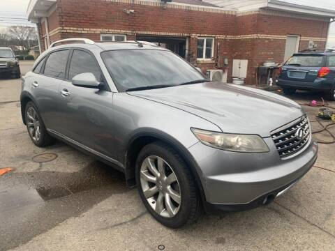 2007 Infiniti FX35 for sale at Aman Auto Mart in Murfreesboro TN