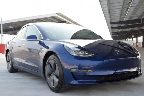 2018 Tesla Model 3 for sale at Rovcanin Motors in San Jose CA