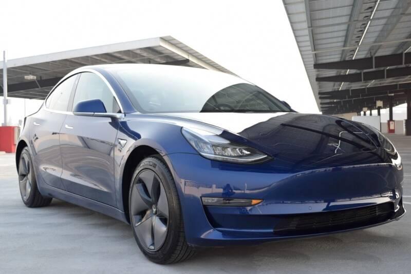 2018 Tesla Model 3 for sale at Rovcanin Motors in San Jose CA