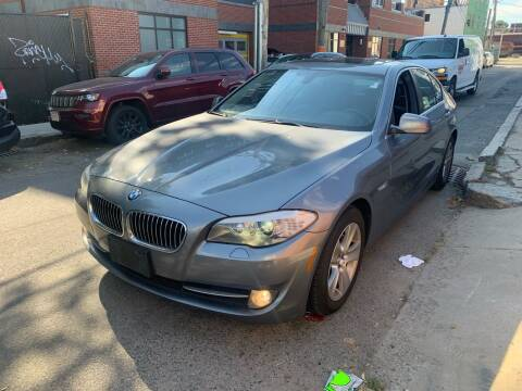 2013 BMW 5 Series for sale at Rockland Center Enterprises in Boston MA