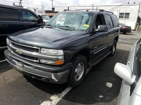 2003 Chevrolet Tahoe for sale at Cj king of car loans/JJ's Best Auto Sales in Troy MI