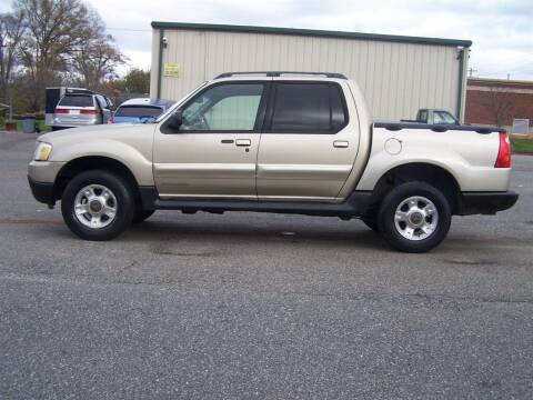 2002 Ford Explorer Sport Trac for sale at Darin Grooms Auto Sales in Lincolnton NC
