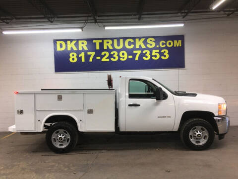 2013 Chevrolet Silverado 2500HD for sale at DKR Trucks in Arlington TX