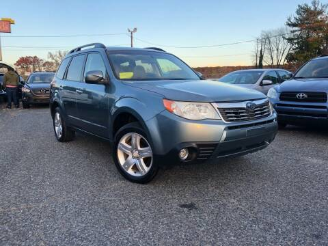 2009 Subaru Forester for sale at Mass Motors LLC in Worcester MA