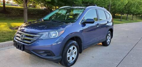 2013 Honda CR-V for sale at Western Star Auto Sales in Chicago IL