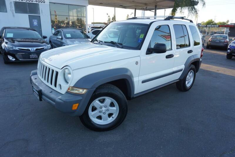 2005 Jeep Liberty for sale at Industry Motors in Sacramento CA