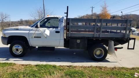 1997 Dodge Ram Chassis 3500 for sale at HIGHWAY 12 MOTORSPORTS in Nashville TN