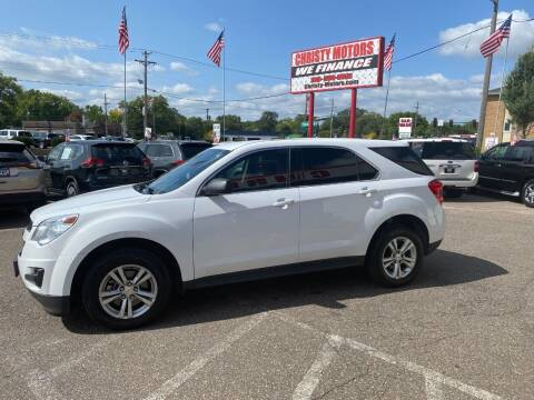 2014 Chevrolet Equinox for sale at Christy Motors in Crystal MN