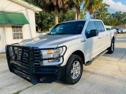 2017 Ford F-150 for sale at Southeast Auto Inc in Walker LA