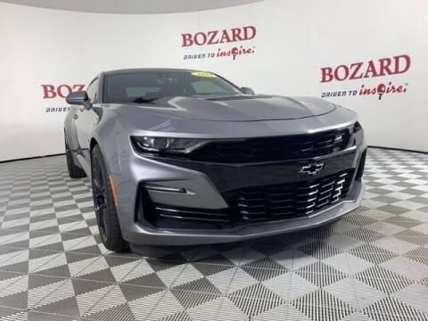 2019 Chevrolet Camaro for sale at BOZARD FORD in Saint Augustine FL