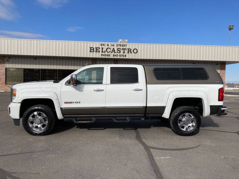 2016 GMC Sierra 2500HD for sale at Belcastro Motors in Grand Junction CO