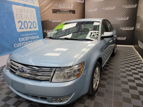 2009 Ford Taurus for sale at X Drive Auto Sales Inc. in Dearborn Heights MI