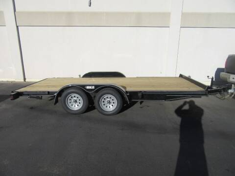 2021 DCT 7X16 Car Hauler for sale at Standard Auto Sales in Billings MT