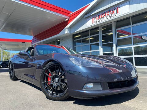 2013 Chevrolet Corvette for sale at Furrst Class Cars LLC  - Independence Blvd. in Charlotte NC